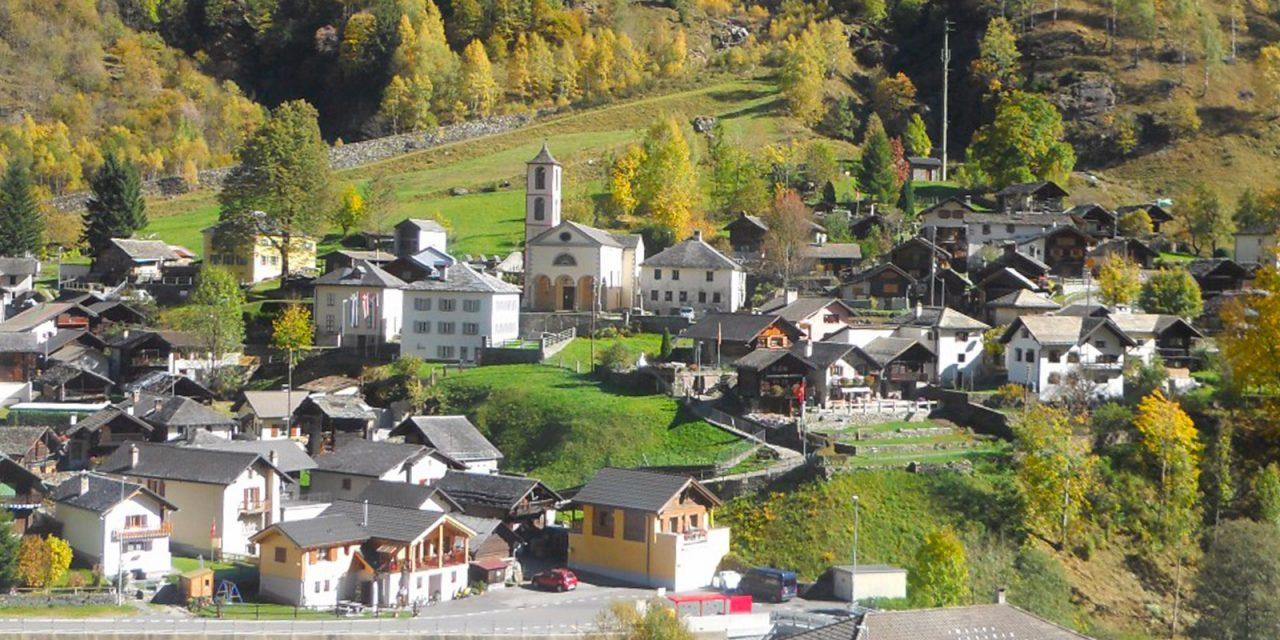 Pronta la procedura per la gestione dei pagamenti pedaggi in alcune strade montane della Svizzera