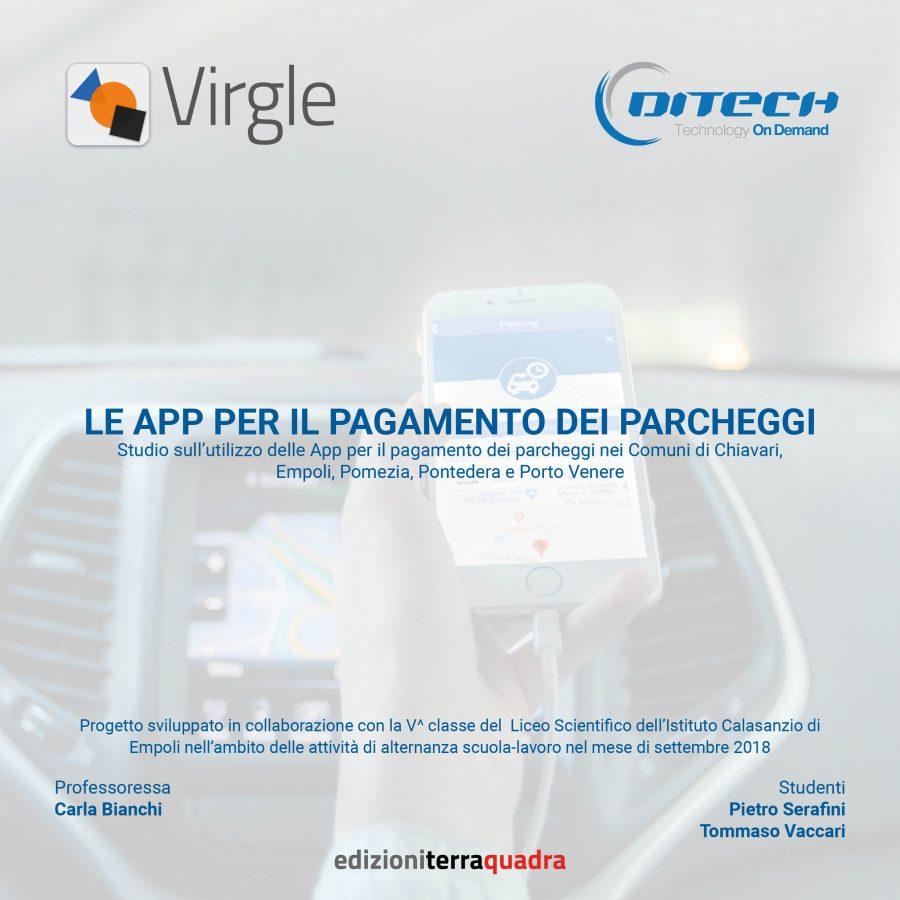 Le App per il pagamento dei parcheggi (pagine affiancate)